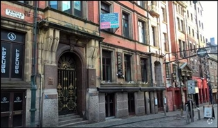 3,002 SF High Street Shop for Rent  |  1 - 3 Temple Court, Liverpool, L2 6PY