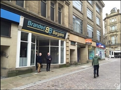 3,442 SF High Street Shop for Rent  |  21 - 23 Bank Street, Bradford, BD1 1PU