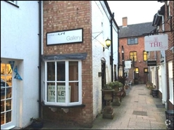 346 SF High Street Shop for Rent  |  Unit 11, The Old Coach House, Lichfield, WS13 6HH