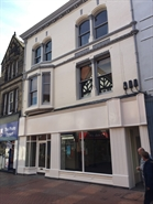 1,252 SF High Street Shop for Rent  |  20-21 Hope Street, Wrexham, LL11 1BG