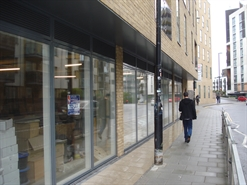 2,500 SF High Street Shop for Rent  |  Unit J, New England Quarter, Brighton, BN1 4DJ