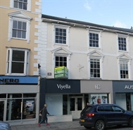 2,760 SF High Street Shop for Rent  |  28 Boscawen Street, Truro, TR1 2QQ