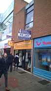 779 SF High Street Shop for Rent  |  64 Montague Street, Worthing, BN11 3HE