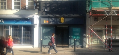 668 SF High Street Shop for Rent  |  8 Northgate Street, Gloucester, GL1 1SE