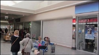 1,650 SF Shopping Centre Unit for Rent  |  Unit 28, Ankerside Shopping Centre, Tamworth, B79 7LG