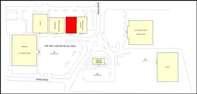 20,000 SF Retail Park Unit for Rent  |  3A Spire Road, Washington, NE37 2PA