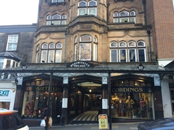 485 SF High Street Shop for Rent  |  4 Westminster Arcade, Harrogate, HG1 2RN