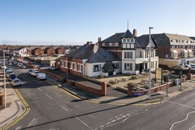 High Street Shop for Sale  |  'Uncle Tom's Cabin' (and land behind), Blackpool, FY2 9RW