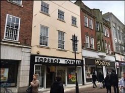 2,528 SF High Street Shop for Rent  |  5A Market Place, Rugby, CV21 3DU
