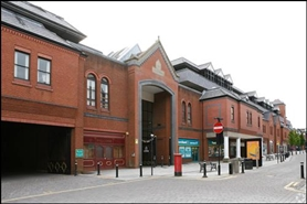 2,511 SF Shopping Centre Unit for Rent  |  The Galleries Shopping Centre, Wigan, WN1 1JL