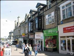 556 SF High Street Shop for Rent  |  28 Beulah Street, Harrogate, HG1 1TX