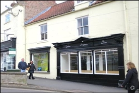 1,155 SF High Street Shop for Rent  |  36 - 38 Market Place, Malton, YO17 7LW