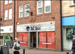 1,126 SF Shopping Centre Unit for Rent  |  41 Scotch Street, Carlisle, CA3 8NX