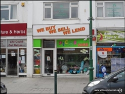 750 SF High Street Shop for Rent  |  38 Station Road, New Milton, BH25 6JX