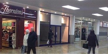 855 SF Shopping Centre Unit for Rent  |  12 Broadmead Gallery,The Galleries Shopping Centre, Bristol, BS1 3XD