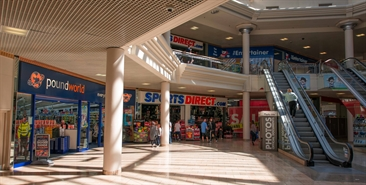 6,404 SF Shopping Centre Unit for Rent  |  114-115 Lower & 1.70 -1.71 Upr, Intu Metrocentre, Gateshead, NE11 9YZ
