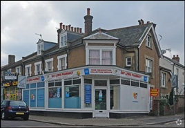 684 SF High Street Shop for Rent  |  51 Lesbourne Road, Reigate, RH2 7JX
