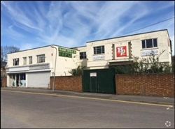 1,059 SF Out of Town Shop for Rent  |  Front, High Wycombe, HP11 1RU
