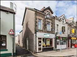 362 SF High Street Shop for Rent  |  88 Nolton Street, Bridgend, CF31 3BP