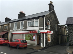 1,360 SF High Street Shop for Rent  |  High Street, Penrhyndeudraeth, LL48 6BN