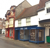 491 SF High Street Shop for Rent  |  17 West Street, Blandford Forum, DT11 7AW