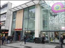 2,344 SF Shopping Centre Unit for Rent  |  Unit 20, Queens Arcade Shopping Centre, Cardiff, CF10 2BY