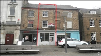 915 SF High Street Shop for Sale | 6 Queen Street, Peterborough, PE1 1PA