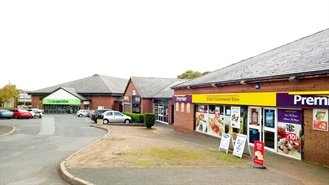 High Street Shop for Rent  |  Boscomoor Shopping Centre, Penkridge, ST19 5NS
