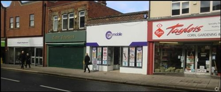 773 SF High Street Shop for Rent  |  83 High Street, Alfreton, DE55 7DP