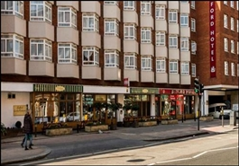 1,880 SF High Street Shop for Rent  |  Bedford Hotel, London, WC1B 4HD