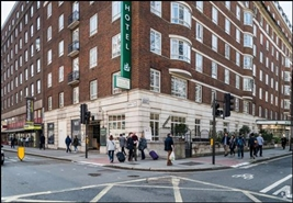 1,985 SF High Street Shop for Rent  |  48 - 55 Tavistock Square, London, WC1H 9HG