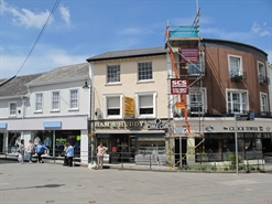 611 SF High Street Shop for Rent  |  4 Wolborough Street, Newton Abbot, TQ12 1JJ