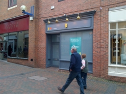238 SF Shopping Centre Unit for Rent  |  2 Gomond Street, Hereford, HR1 2DP