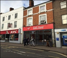 760 SF High Street Shop for Rent  |  60 High Street, Banbury, OX16 5JJ
