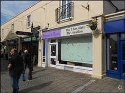 791 SF Shopping Centre Unit for Rent   Unit 9, Westway Shopping Centre, Frome, BA11 1BS