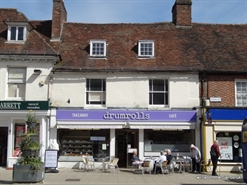 825 SF High Street Shop for Rent  |  12 The Square, Wimborne, BH21 1JA
