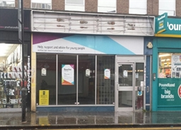 700 SF High Street Shop for Rent  |  39 Lewis Grove, Lewisham, SE13 6BG