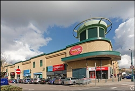4,280 SF Retail Park Unit for Rent  |  Unit 10, Westgate Park, Basildon, SS14 1WP