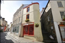 548 SF High Street Shop for Sale  |  27 Mill Street, Guernsey, GY1 1HW