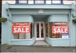 338 SF High Street Shop for Rent  |  1 Mill Street, Guernsey, GY1 1HG