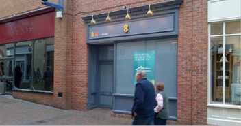 238 SF Shopping Centre Unit for Rent  |  Unit 28, 2 Gomond Street, Hereford, HR1 2DP