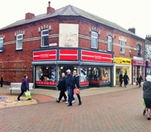 1,020 SF High Street Shop for Rent  |  83 Widnes Road, Widnes, WA8 6BJ