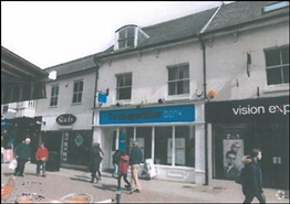 841 SF High Street Shop for Rent  |  4 South Street, Dorchester, DT1 1BL