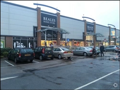 14,419 SF Retail Park Unit for Rent  |  Unit C, Fairacres Retail Park, Abingdon, OX14 1TP