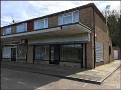 668 SF High Street Shop for Rent  |  97 Old Watford Road, St Albans, AL2 3UN