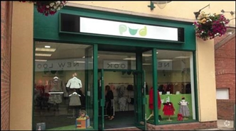 458 SF Shopping Centre Unit for Rent  |  Unit 11, St Marks Place Shopping Centre, Newark On Trent, NG24 1XT