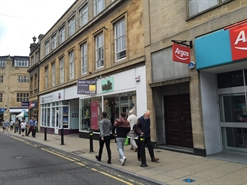 1,323 SF High Street Shop for Rent  |  20 High Street, Yeovil, BA20