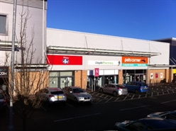 1,436 SF Retail Park Unit for Rent  |  Unit 2a Victoria Shopping Park, Hednesford, WS12 1BT