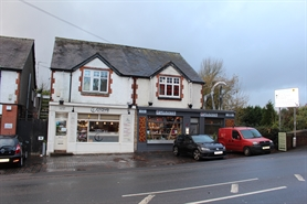 High Street Shop for Sale  |  2402-2404 Stratford Road, Hockley Heath, B94 6QT