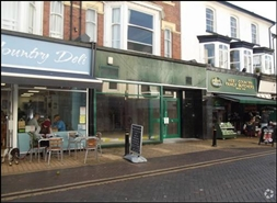 582 SF High Street Shop for Rent  |  43 Fore, Brixham, TQ5 8AA